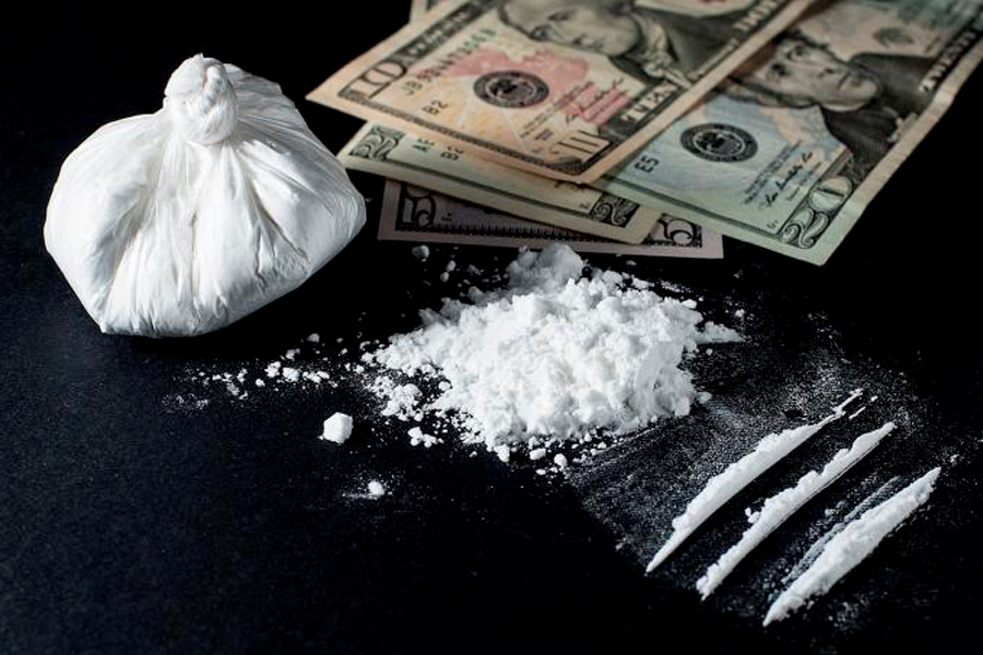 кокаин порошок
